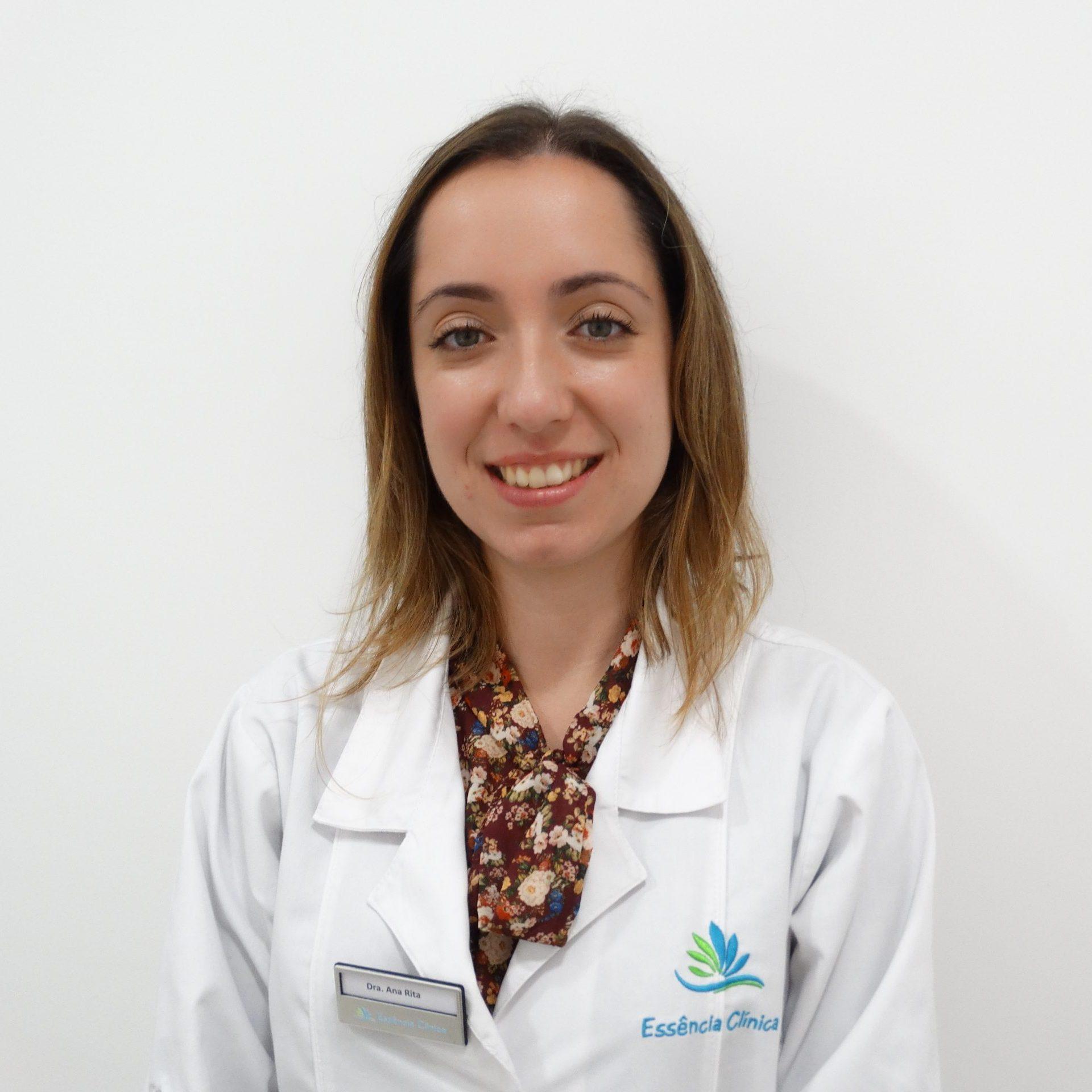 Professora de Educação Especial Ana Rita Sousa
