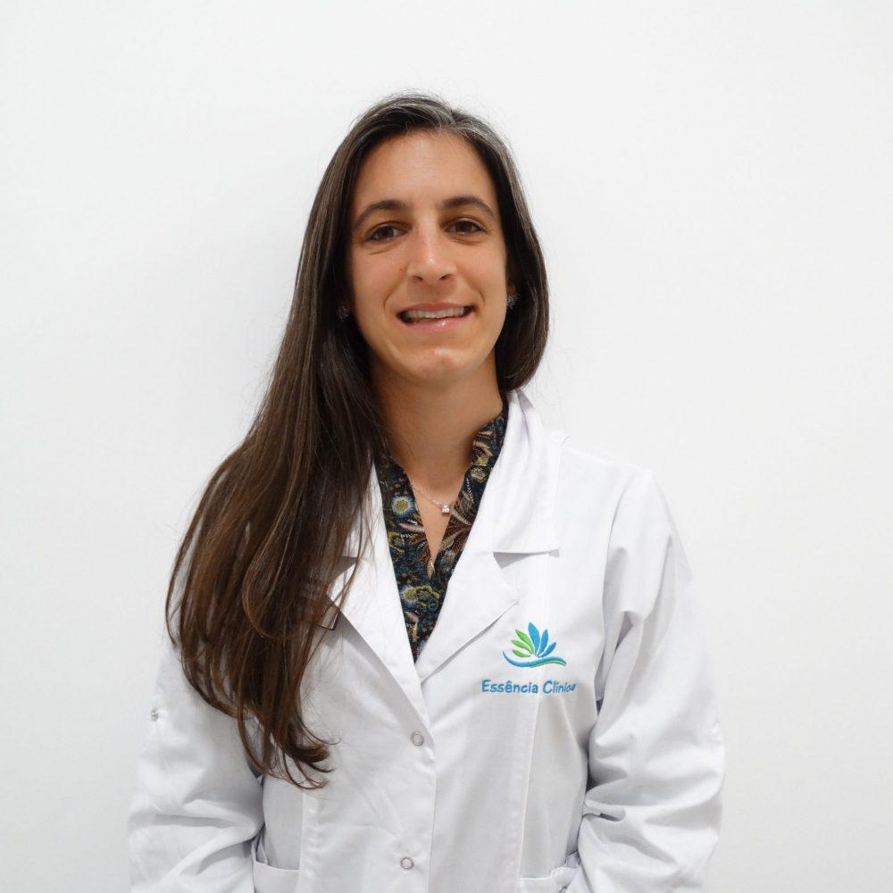 Psicóloga Daniela Gonçalves