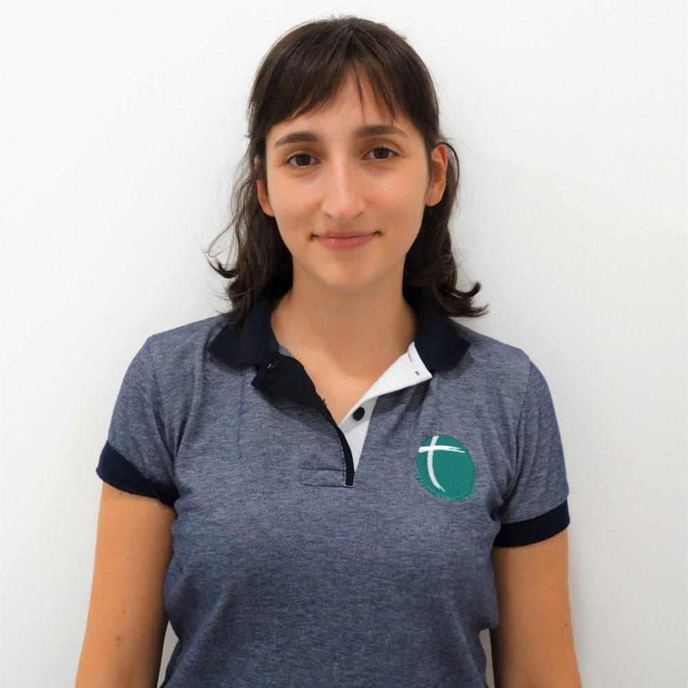 Terapeuta Ocupacional Ana Isabel Teixeira